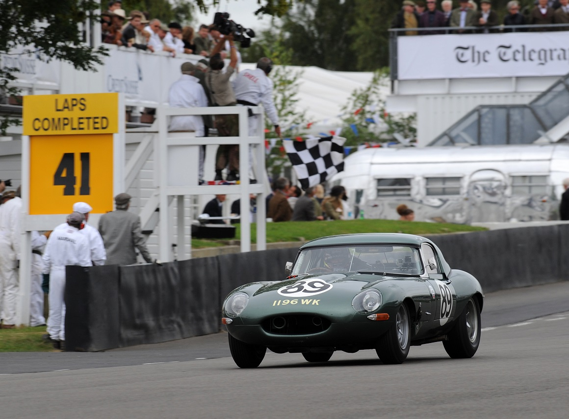 JD Classics are pleased to hbe sponsoring Goodwood Revival once again in 2017
