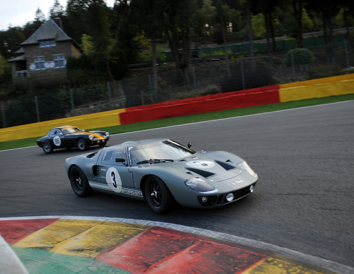 The JD Classics GT40 qualified in an impressive 9th place ahead of Saturday evening's Six Hour race