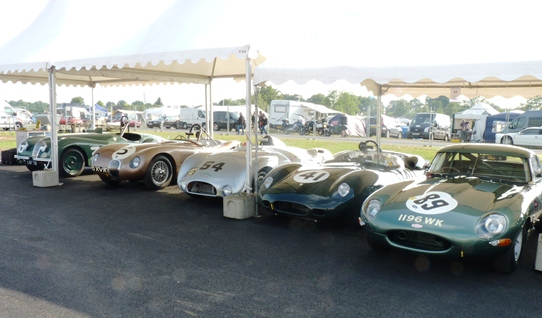 JD Classics campaigned five of their historic racing cars which took part in the Le Mans Legend support race at the 2015 Le Mans 24 Hour