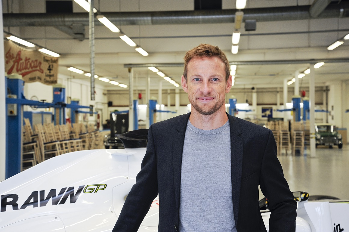 JD Classics were pleased to host another successful breakfast morning this year with Jenson Button as the special guest speaker