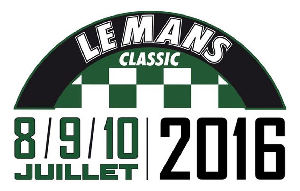 JD Classics are pleased to announce their sponsorship of Le Mans Classic 2016