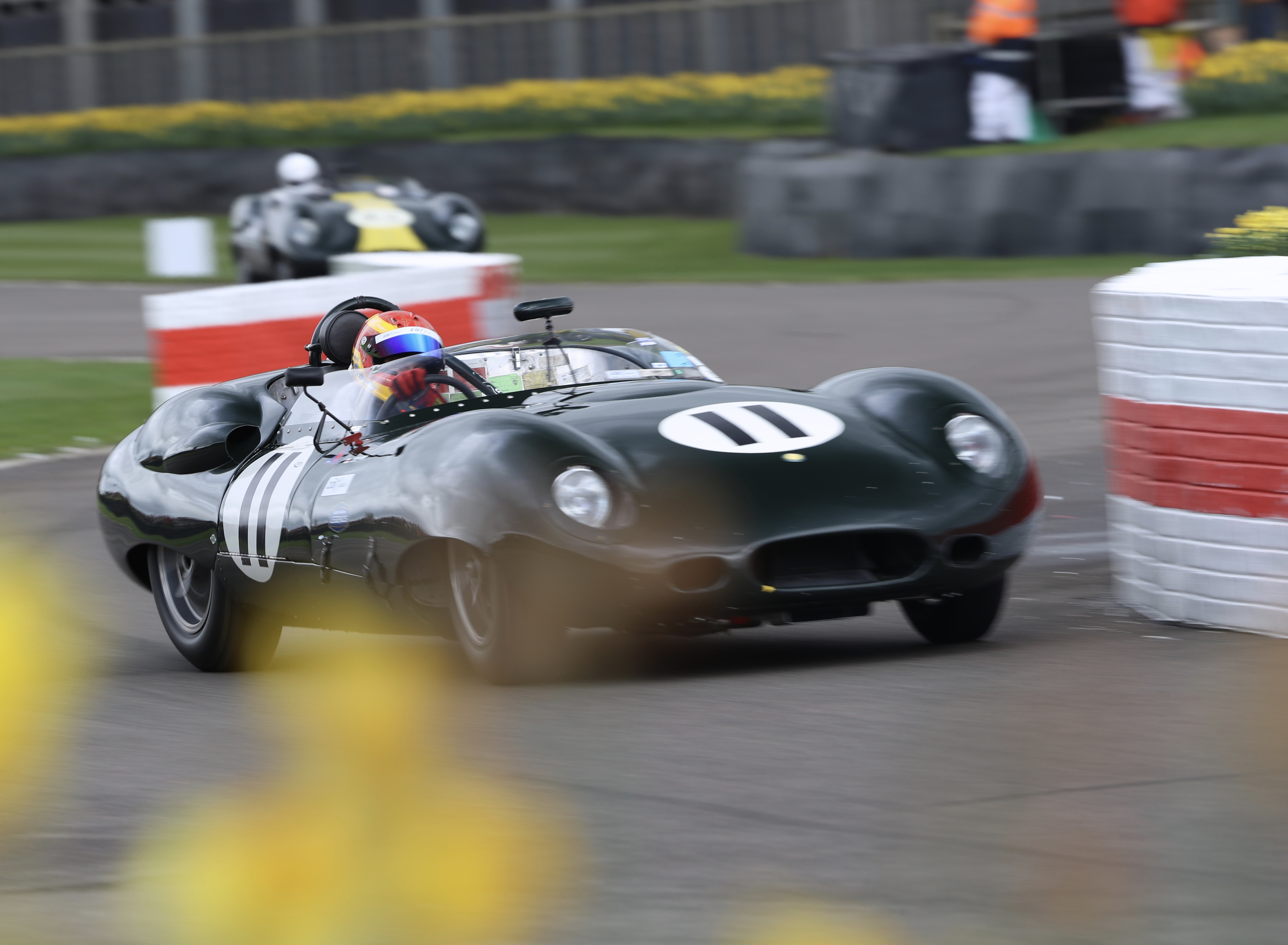 The Costin Lister of Chris Ward claimed 2nd position in Sunday's Scott Brown Trophy