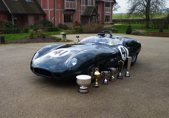 The Costin Lister was awarded the prestigious Brian Lister trophy for the most outstanding performing Lister of the series