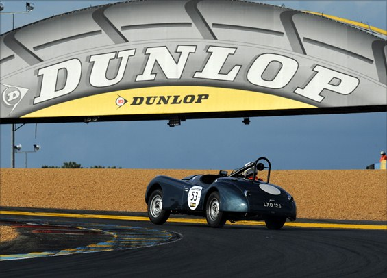 The Ecurie Ecosse XK120 of Jarrah Venables acheived an overall classification of 24th within Plateau 2.