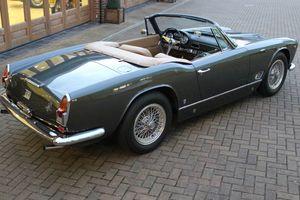 1964 Maserati 3500 GTI Vignale Spyder | Sold | Woodham ...