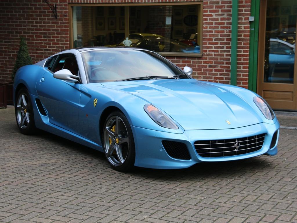 2012 Ferrari 599 Sa Aperta Rhd Sold Woodham Mortimer