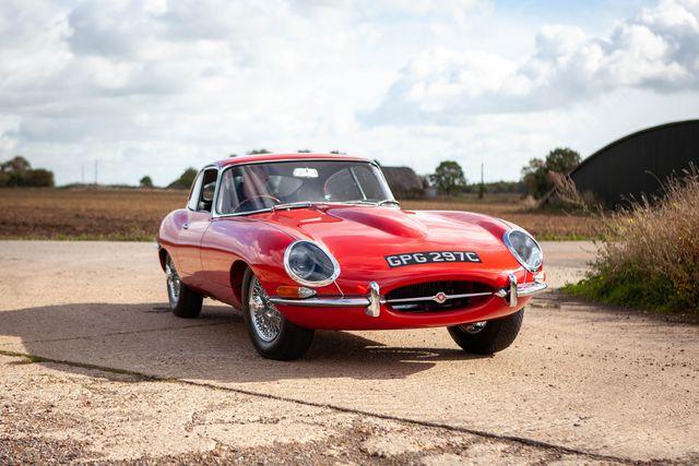 1964 Jaguar E-Type 4.2 Fixed Head Coupe Series 1 - Brabham Racing Organisation
