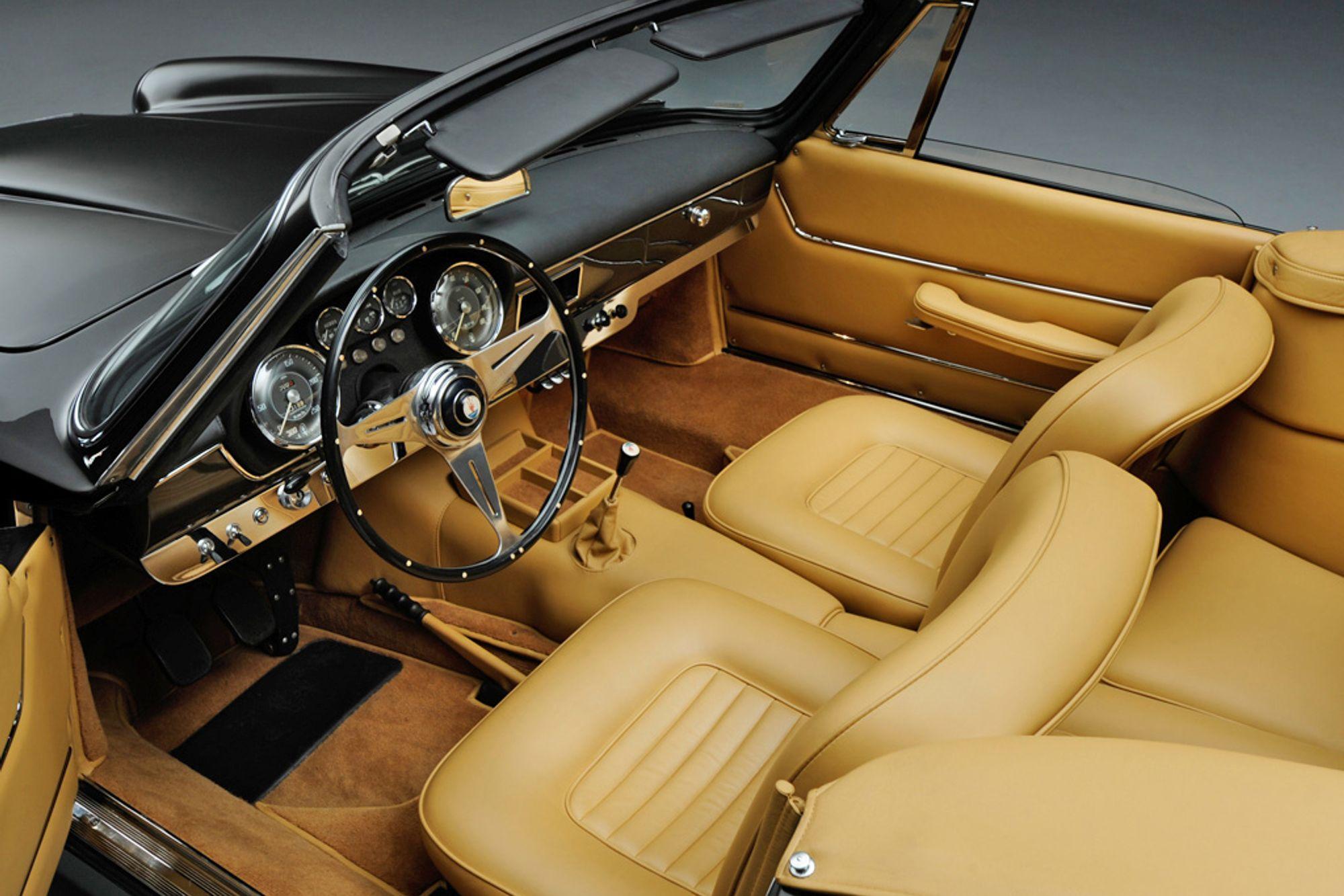1964 Maserati 3500 GTI Vignale Spyder RHD | Sold | Woodham ...