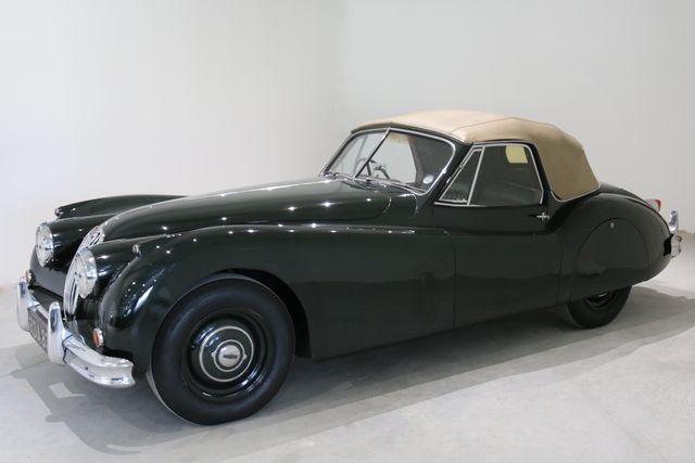 1955 Jaguar XK140 3.4 Drophead Coupe RHD