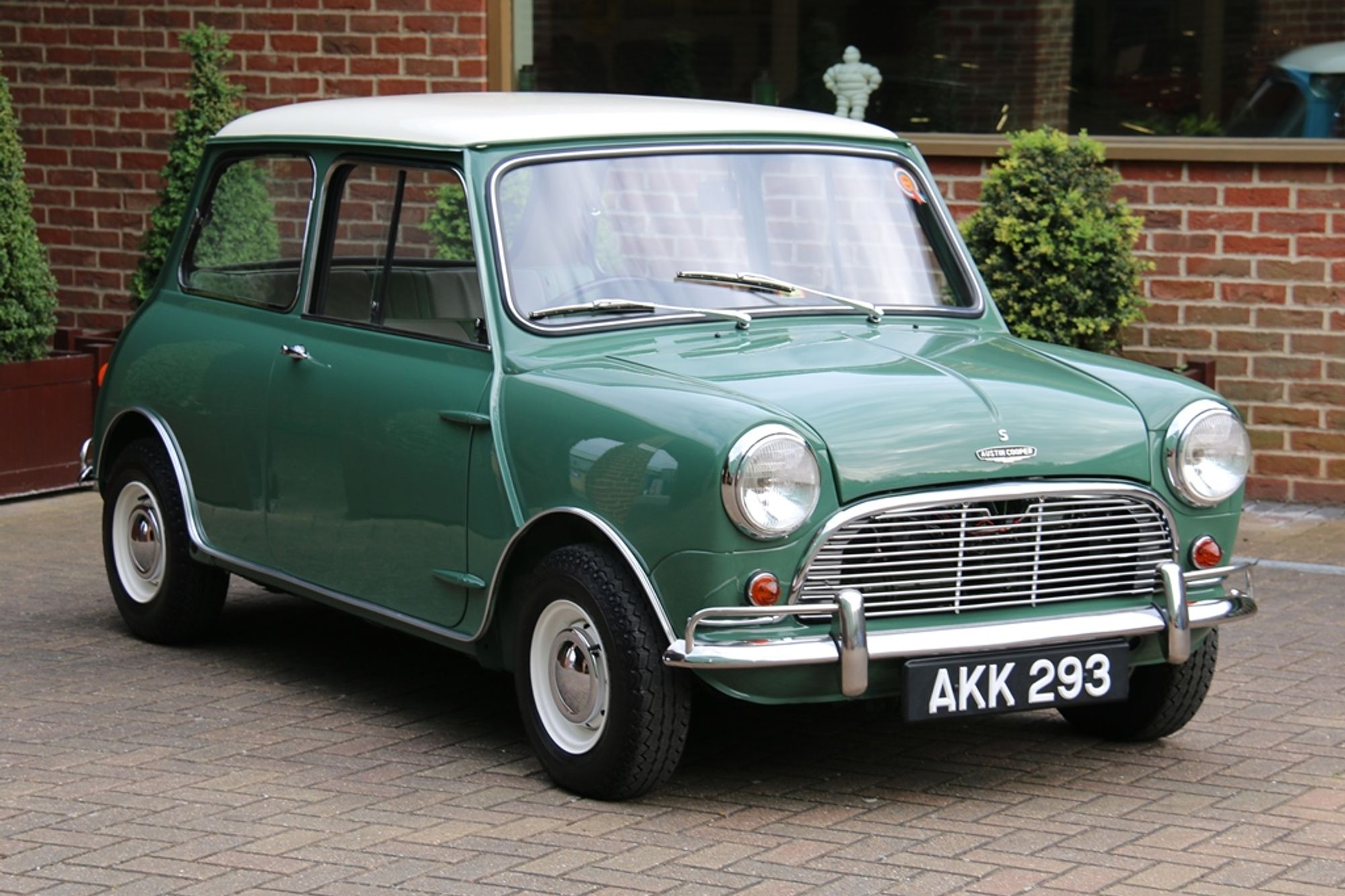 1964 Austin And Morris Mk 1 Mini Cooper S Selection Available For
