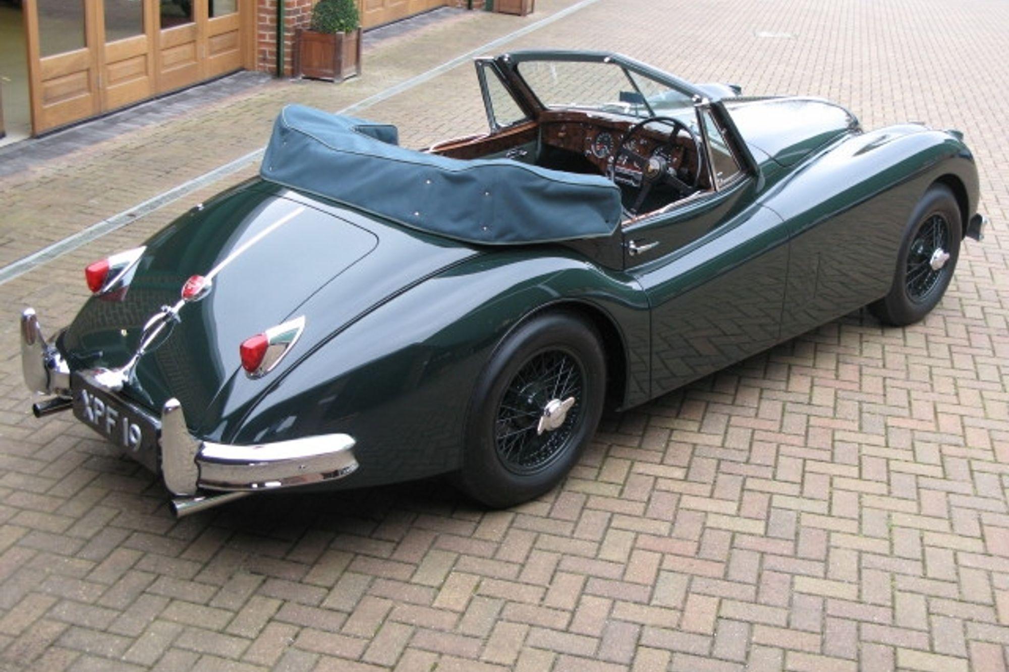 1954 Jaguar XK140 3.4 | Sold | Woodham Mortimer