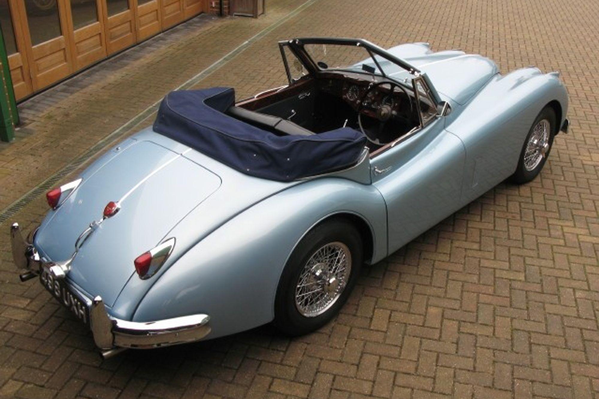1954 Jaguar XK140 SE | Sold | Woodham Mortimer