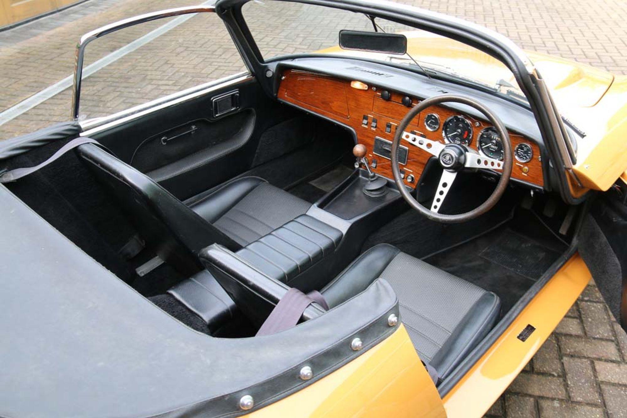 Lotus Elan Carpets 1966 Lotus Elan Series 2 Roadster Bring