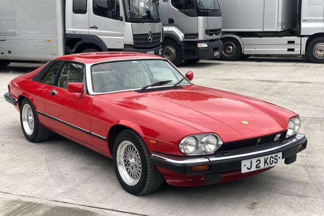 1991 Jaguar XJ-S V12 Le Mans