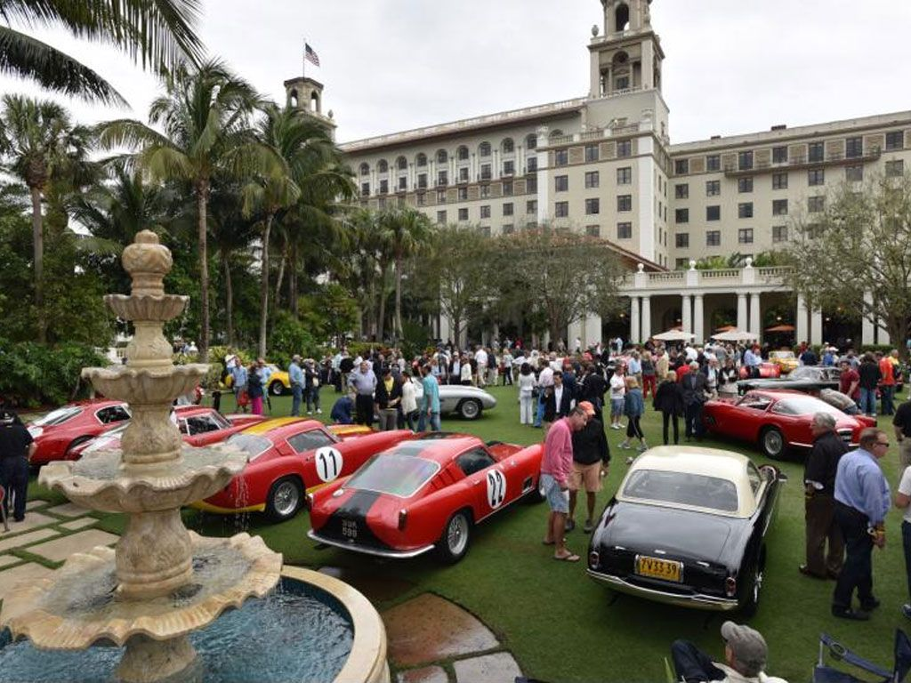 The Palm Beach Cavallino Classic